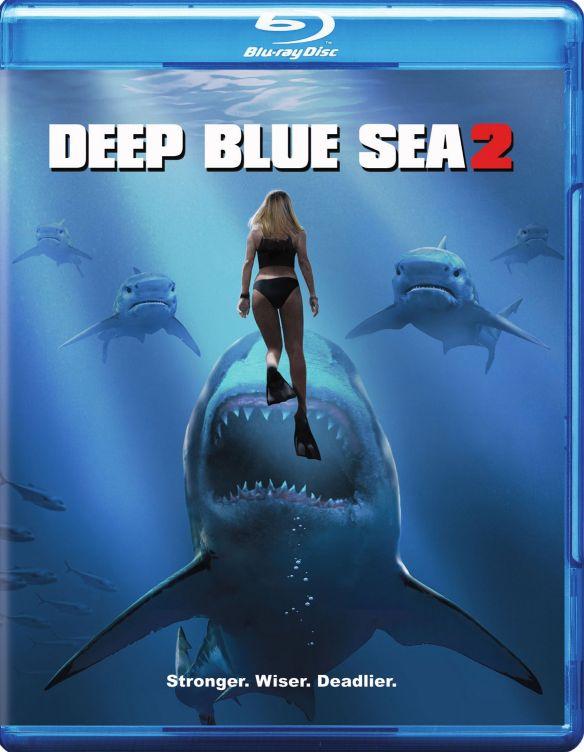Deep Blue Sea 2 [Blu-ray] [2018] 6220792