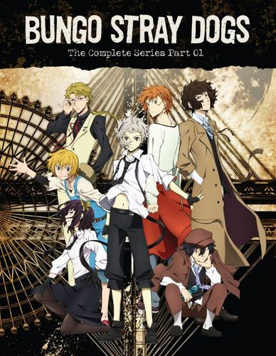 Bungo Stray Dogs: Season One [Blu-ray/DVD] 6221071
