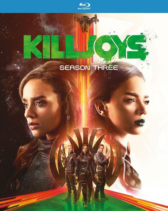 Killjoys: Season Three [Blu-ray] 6221072