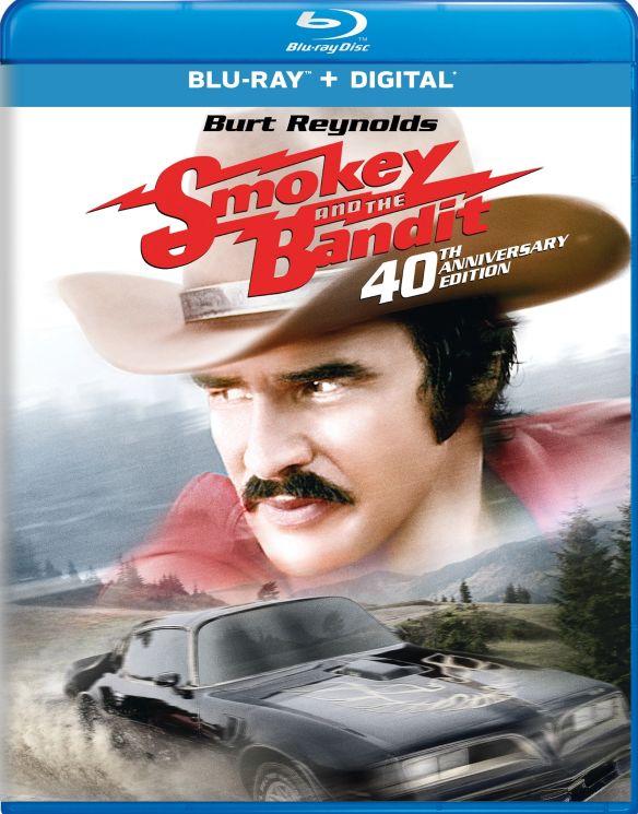 Smokey and the Bandit [40th Anniversary Edition] [Blu-ray] [1977] 6221078