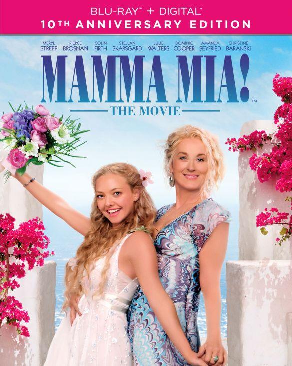 Mamma Mia! The Movie [Blu-ray] [2008] 6221081