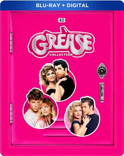 The Grease Collection [Blu-ray] 6221366