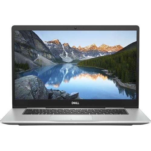 "Dell - Inspiron 15.6"" Touch-Screen Laptop - Intel Core i7 - 8GB Memory - NVIDIA GeForce MX130 - 1TB + 8GB Hybrid Hard Drive - Platinum Silver"