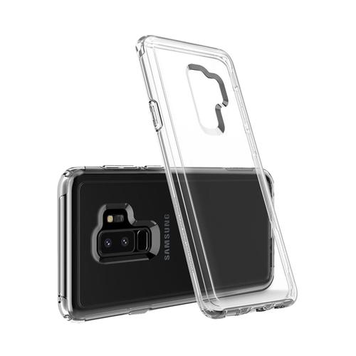 Spigen - Slim Armor Crystal Case for Samsung Galaxy S9+ - Transparent 6221990
