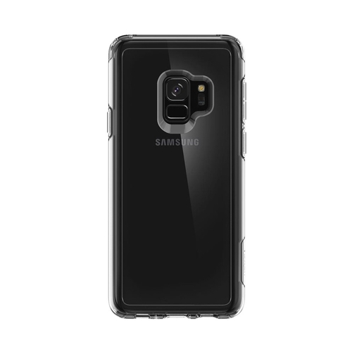 Spigen - Slim Armor Case for Samsung Galaxy S9 - Crystal 6222011