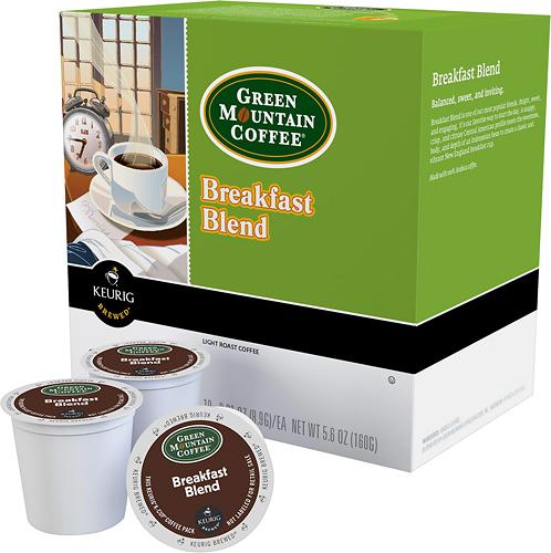 Keurig Green Mountain - Green Mountain Breakfast Blend K-Cup® Pods (48-Pack) - Multi 6225102