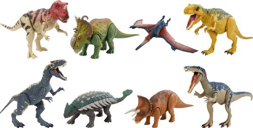 Jurassic World Roarivores Assortment