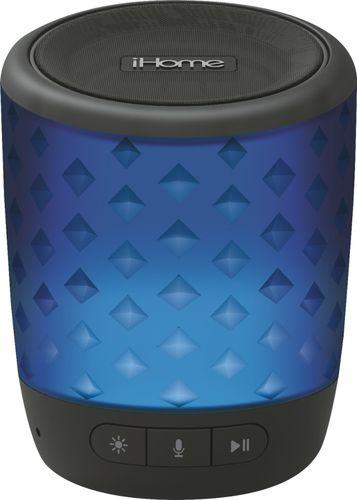 iHome - iBT81 Portable Bluetooth Speaker - Black #1097856