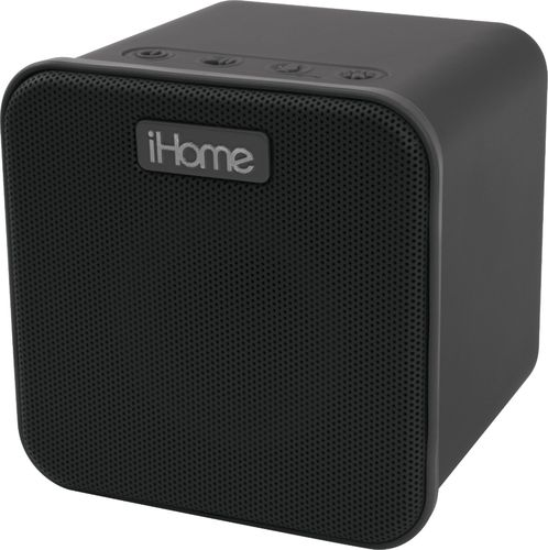 iHome Light Up Cone Bluetooth Wireless Speaker