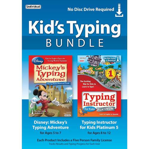 Kid's Typing Bundle for...