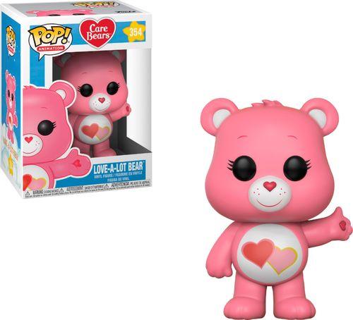 Funko - Pop! Animation Care Bears Love-A-Lot Bear 6228309