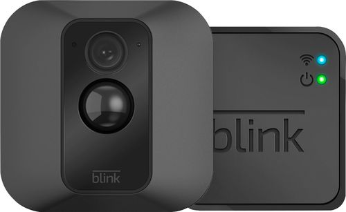 Blink - XT Home Security Camera System, Motion Detection, HD Video, 2-Year Battery, Free Cloud Storage Included - 1 Camera -...