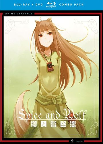 Spice and Wolf: Complete Series [8 Discs] [Blu-ray] 6228340