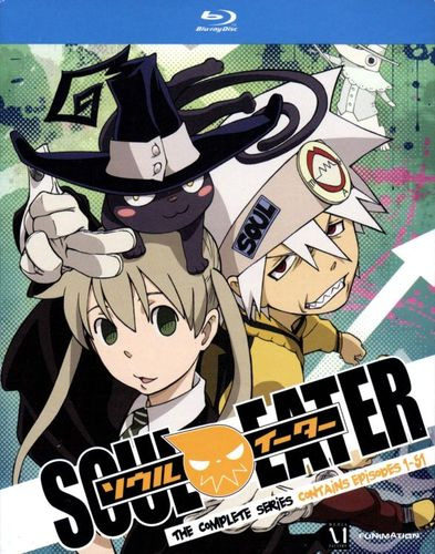 Soul Eater [6 Discs] [Blu-ray] 6228341