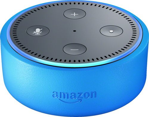 Amazon - Echo Dot Kids Edition - Blue 6228535
