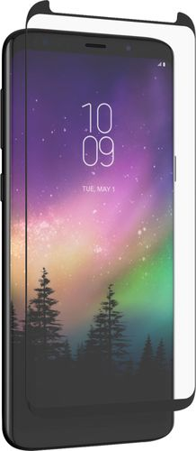 Zagg InvisibleShield Glass Curve Elite Screen Protector for Samsung Galaxy S9 Plus