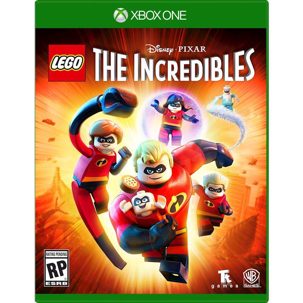 LEGO The Incredibles Xbox One 883929633005
