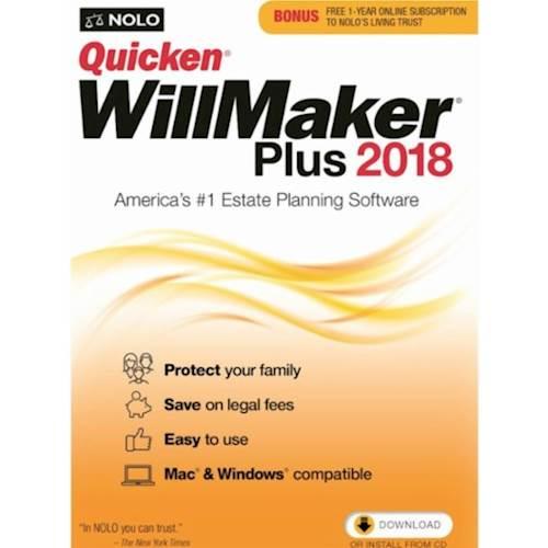 Quicken WillMaker Plus...