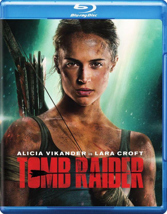 Tomb Raider [Blu-ray] [2018] 6229300