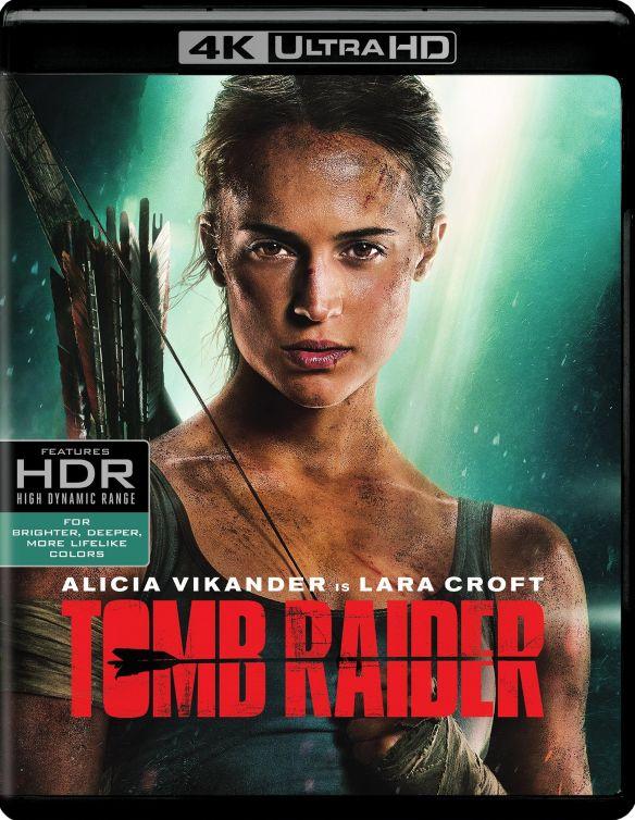 Tomb Raider [4K Ultra HD Blu-ray] [2018] 6229302