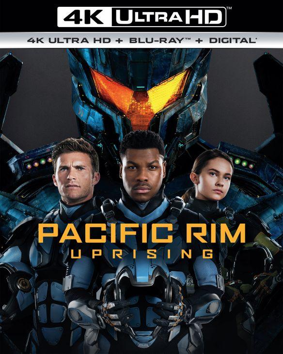 Pacific Rim: Uprising [Includes Digital Copy] [4K Ultra HD Blu-ray/Blu-ray] [2018] 6229984