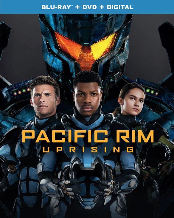 Pacific Rim Uprising [Includes Digital Copy] [Blu-ray/DVD] [2018] 6229999