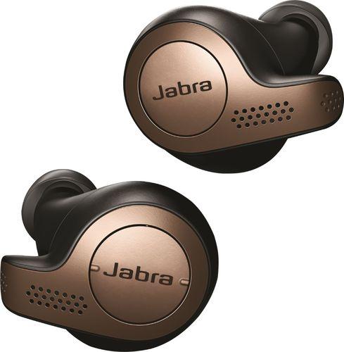 Jabra - Elite 65t True Wireless Earbud Headphones - Copper Black