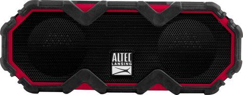 Altec Lansing - Jolt Mini LifeJacket Portable Bluetooth Speaker - Torch Red