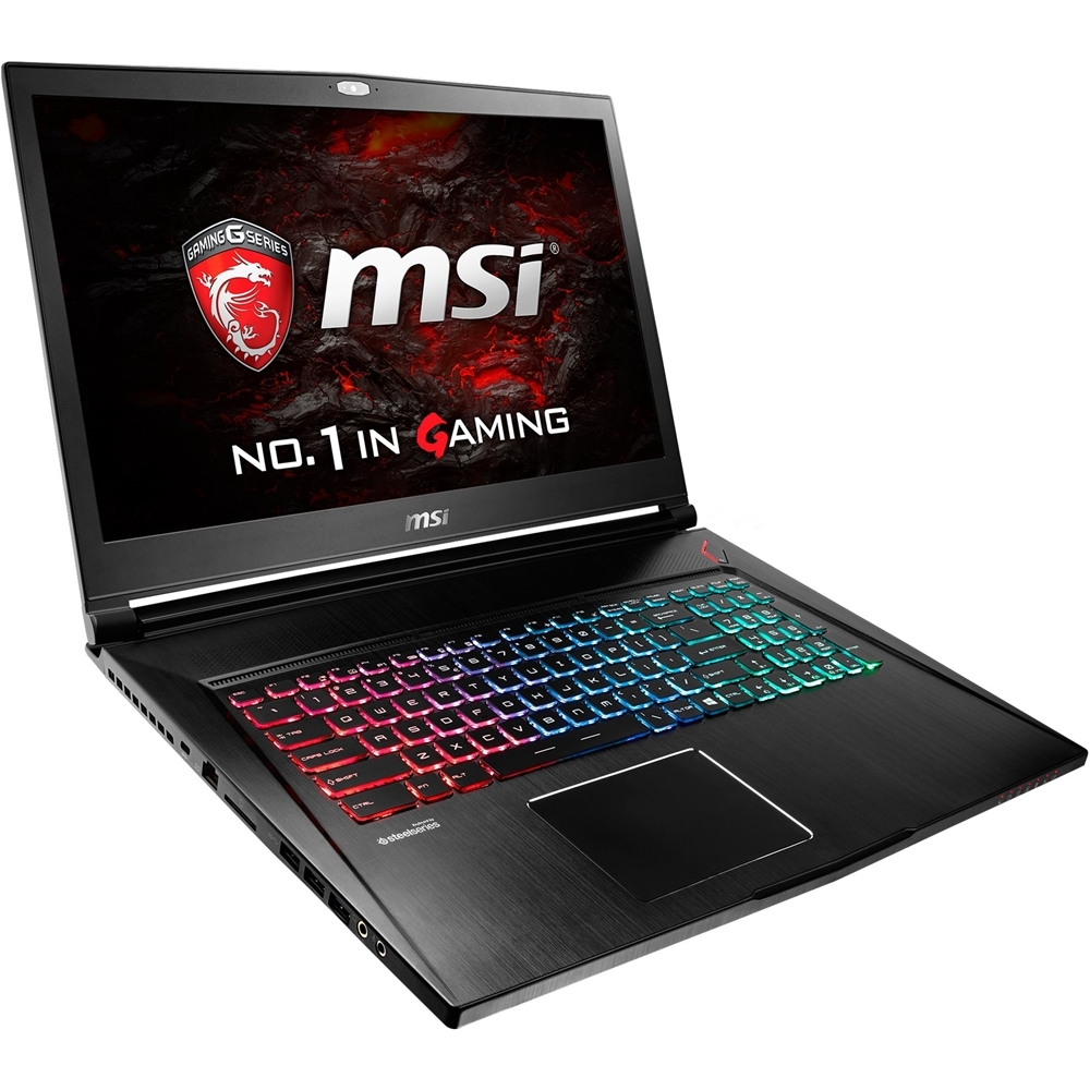 MSI GS73 STEALTH-012 leftViewImage