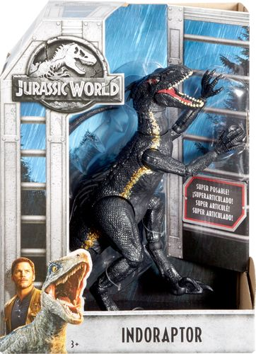 Jurassic World Indoraptor Figure
