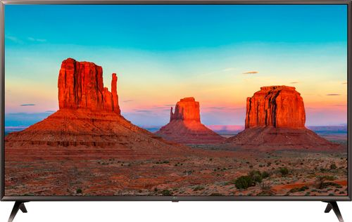 """LG - 55"""" Class - LED - 2160p - Smart - 4K UHD TV with HDR 6233215"""