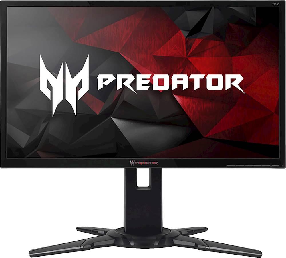 "Acer XB240H 24"" LED FHD Monitor Black UMFX0AAB01"