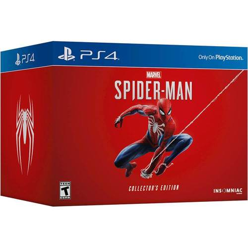 Marvel's Spider-Man Collector's Edition - PlayStation 4 6234428