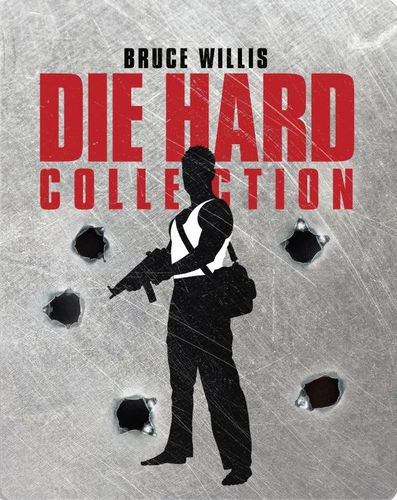 Die Hard Collection [SteelBook] [Blu-ray] 6234475