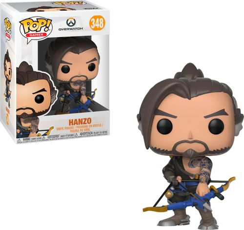 Funko Pop! Games: Overwatch S4 - Hanzo