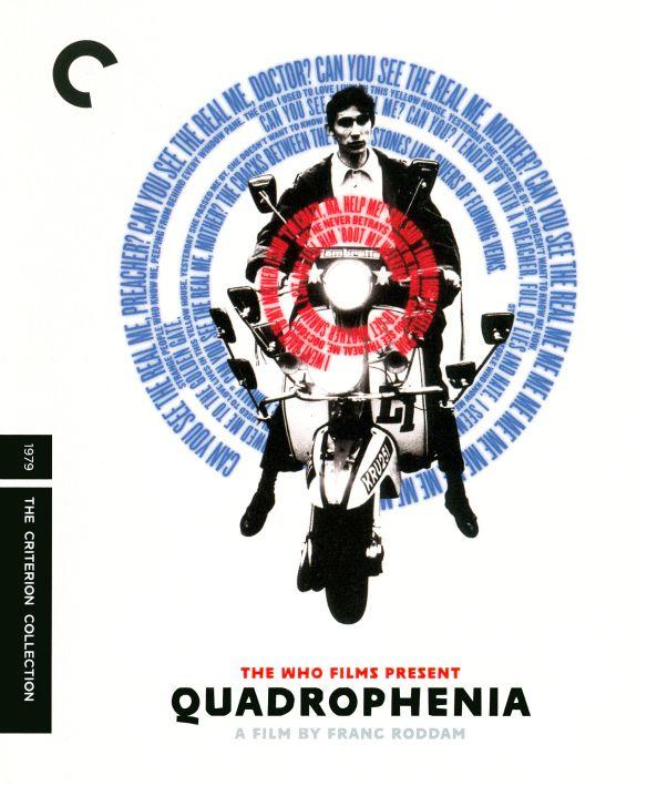 Quadrophenia [Criterion Collection] [Blu-ray] [1979] 6236687