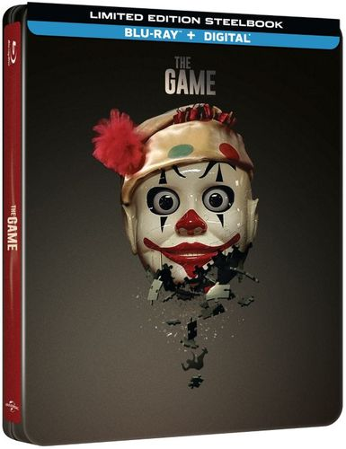 The Game [SteelBook] [Includes Digital Copy] [Blu-ray] [Only @ Best Buy] [1997] 6237509