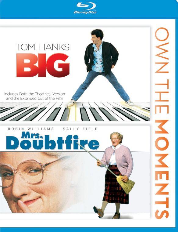 Big/Mrs. Doubtfire [Blu-ray] 6237510