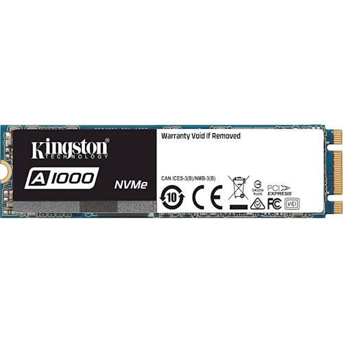 Kingston A1000 M.2 2280 960GB PCI-Express 3.0 Internal Solid State Drive (SSD) SA1000M8/960G
