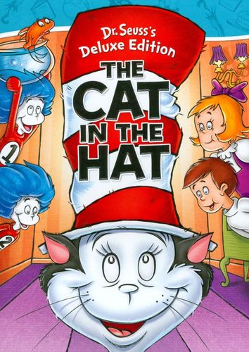 Dr. Seuss's The Cat in the Hat [Deluxe Edition] [DVD] [1972] 6237552