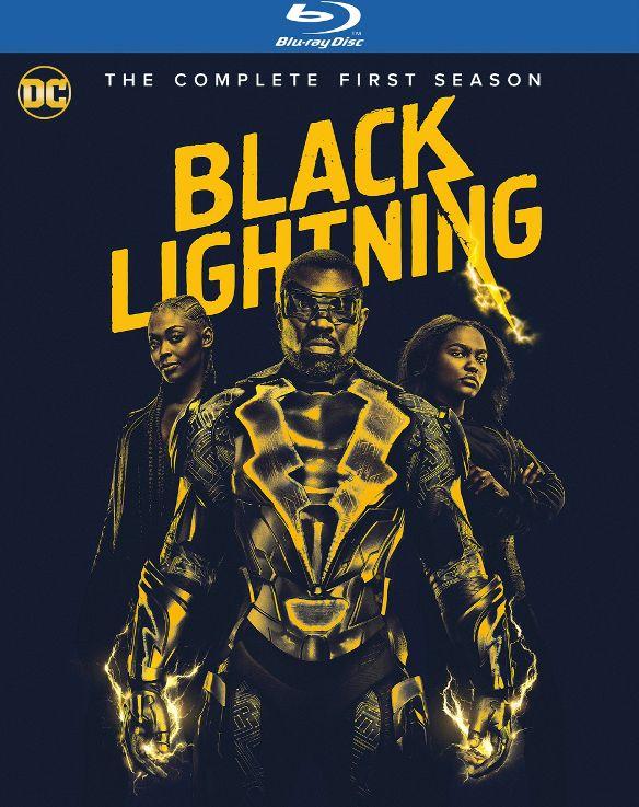 Black Lightning: Season 1 [Blu-ray] 6238504