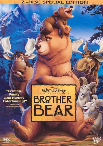 Brother Bear [Special Edition] [2 Discs] [DVD] [2003] 6238671