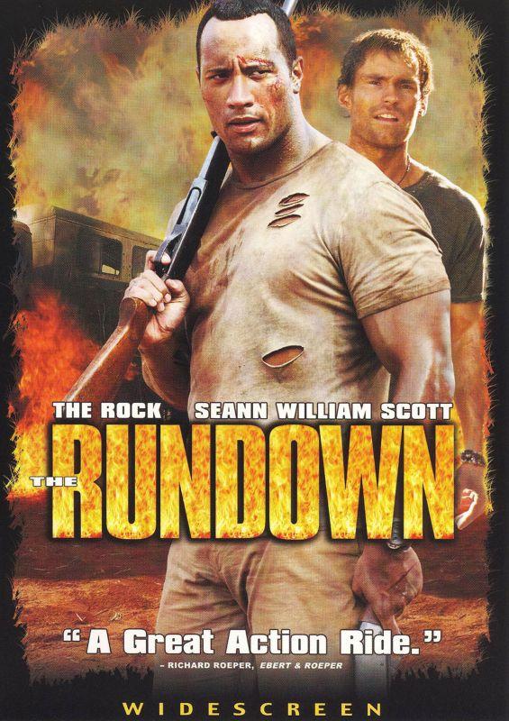The Rundown [WS] [DVD] [2003] 6238699