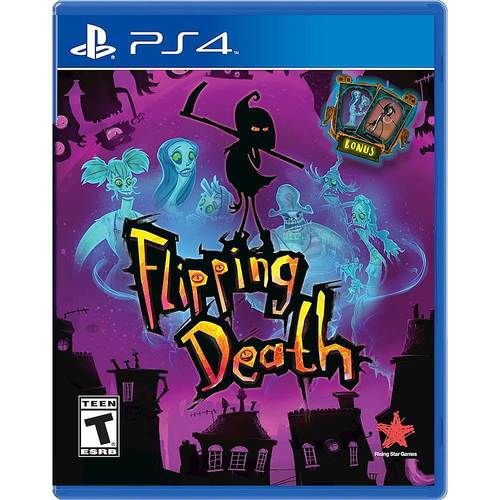 Flipping Death - PlayStation 4