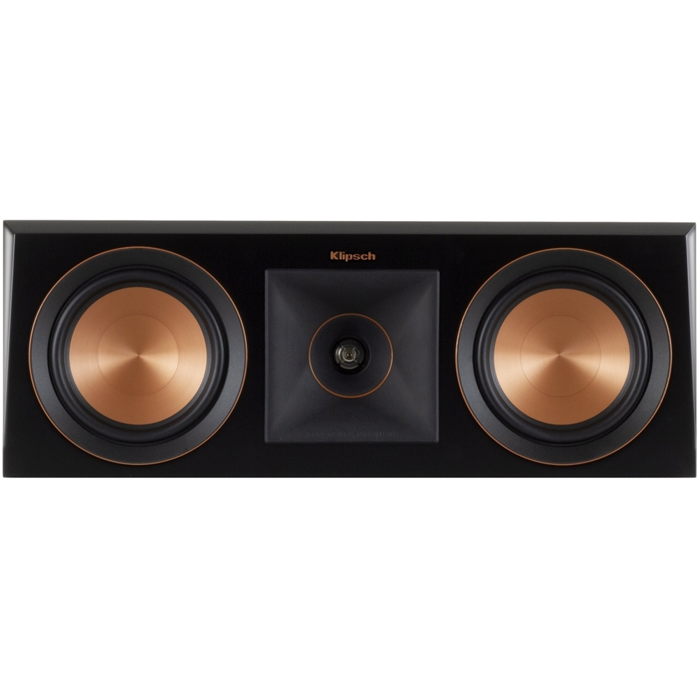Klipsch 1065821 RP500C PIANO GLOSSY BL Reference Premiere Dual 5-1/4