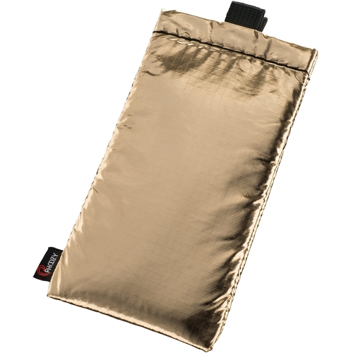 Phoozy - Plus Pouch for Most Cell Phones - Gold