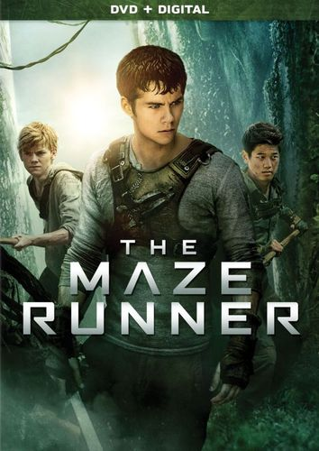 The The Maze Runner [DVD] [2014]