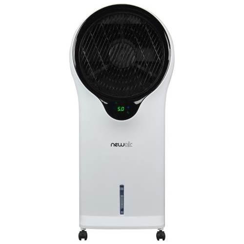 NewAir - 500 CFM Portable Evaporative Cooler - White 6243712