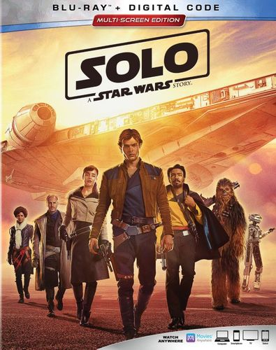 Solo: A Star Wars Story [Blu-ray/DVD] [2018] 6243853