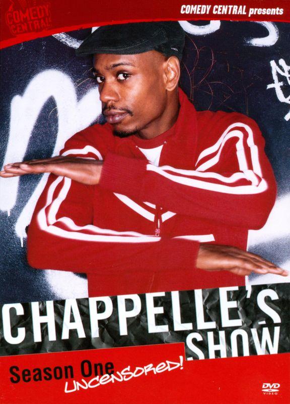 Chappelle's Show: Season 1 - Uncensored [2 Discs] [DVD] 6244432